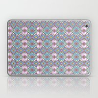 Funky Retro Pattern Laptop & iPad Skin
