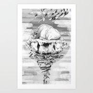 Young Treasure Art Print