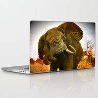 Mad Elephant Laptop & iPad Skin