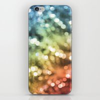 I Remember The Light In Your Eyes iPhone & iPod Skin