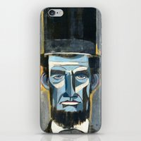 Lincoln  iPhone & iPod Skin