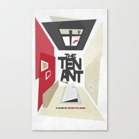 The Tenant Canvas Print