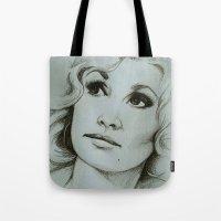 Dolly Parton Tote Bag