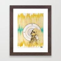 Maiden Voyage Framed Art Print