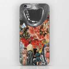 The Scream by Zabu Stewart iPhone & iPod Skin