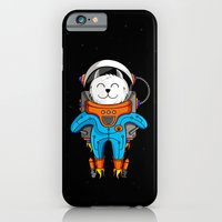 iPhone & iPod Case featuring Intercatlactic! to the delicious Milky way!!! by Fabian Gonzalez