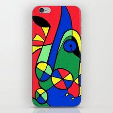 Print #13 iPhone & iPod Skin