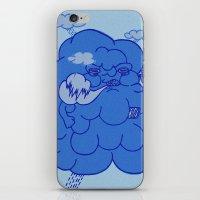 Bad Air iPhone & iPod Skin