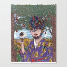 Nadeshiko Canvas Print