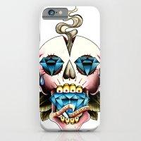 Diamond Skull iPhone 6 Slim Case