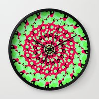 Dream #1 - Androids Dream of Electric Sheep Wall Clock