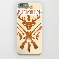 iPhone & iPod Case featuring Inside icotrip #1 by David is Creative