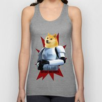 Imperial Dogetrooper Unisex Tank Top