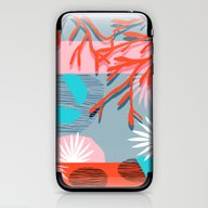 Chill Pill - Throwback M… iPhone & iPod Skin