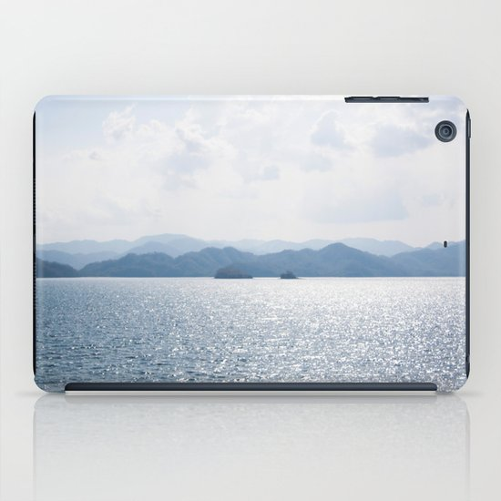 BE SO HAPPY THAT WHEN OTHERS LOOK AT YOU, THEY BECOME HAPPY TOO iPad Case