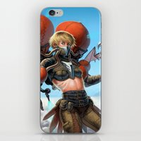 -Air- iPhone & iPod Skin