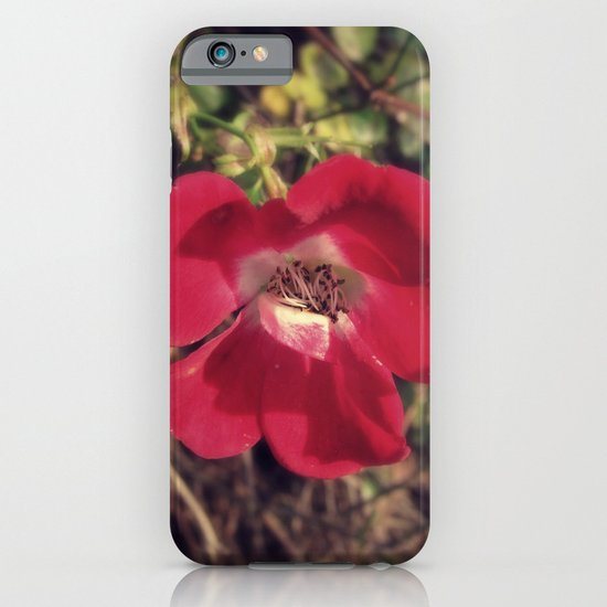 A Slow Death iPhone & iPod Case