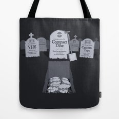 Death Of A Loved One Tote Bag