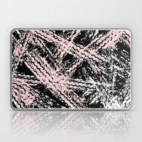 Desert Tracks Pink Laptop & iPad Skin