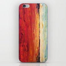 Red Meets Sea iPhone & iPod Skin