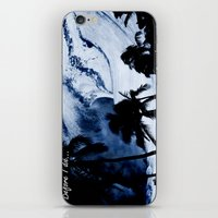I Want To Surf The Wave iPhone & iPod Skin