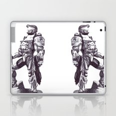 Master Chief 117 Laptop & iPad Skin