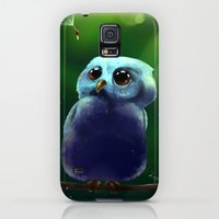 Galaxy S5 Cases featuring discovering by Araleya