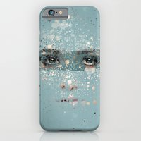 iPhone & iPod Case featuring your eyes by vin zzep