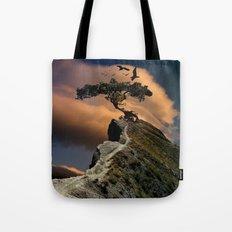 mystic tree Tote Bag