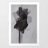 Leaf Two Art Print