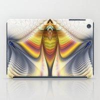 Fractal Waves 2 iPad Case