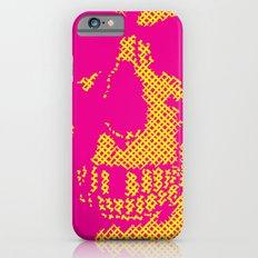 a skull iPhone 6 Slim Case