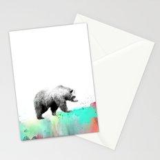 Wild No. 1 // Bear Stationery Cards