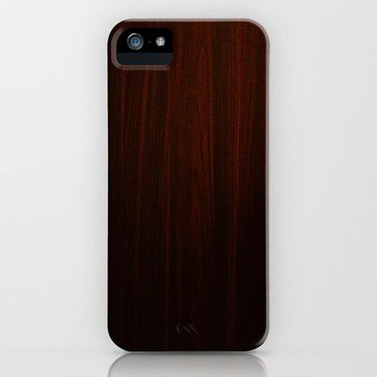 Wooden case Art Print