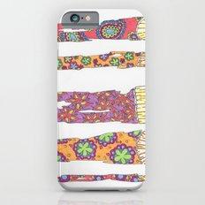 Painting Patterns iPhone 6 Slim Case