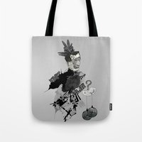 My Interrogation? Tote Bag