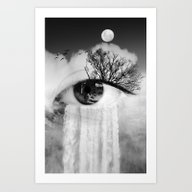 In Your Eyes Art Print