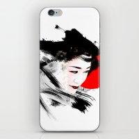 Japan - Kyoto - Geisha iPhone & iPod Skin