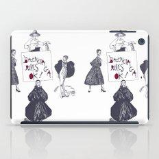 Balenciaga Rules OK! iPad Case