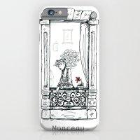 A Few Parisians: Monceau by David Cessac iPhone 6 Slim Case