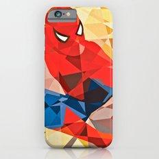 Geometric Superhero iPhone 6 Slim Case