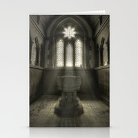 Fountain of God Stationery Cards