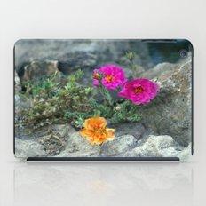 Rock Rose iPad Case