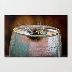 Olive Canvas Print
