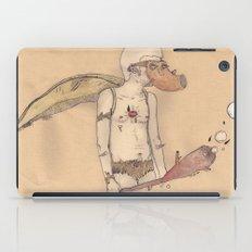 MT man iPad Case