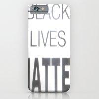 Black Lives Matter iPhone 6 Slim Case