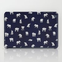 Indian Baby Elephants In… iPad Case