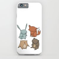 Woodland Animals iPhone 6 Slim Case