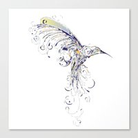 humming bird  Canvas Print