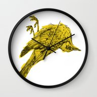 Wall Clock featuring Silence by PAFF